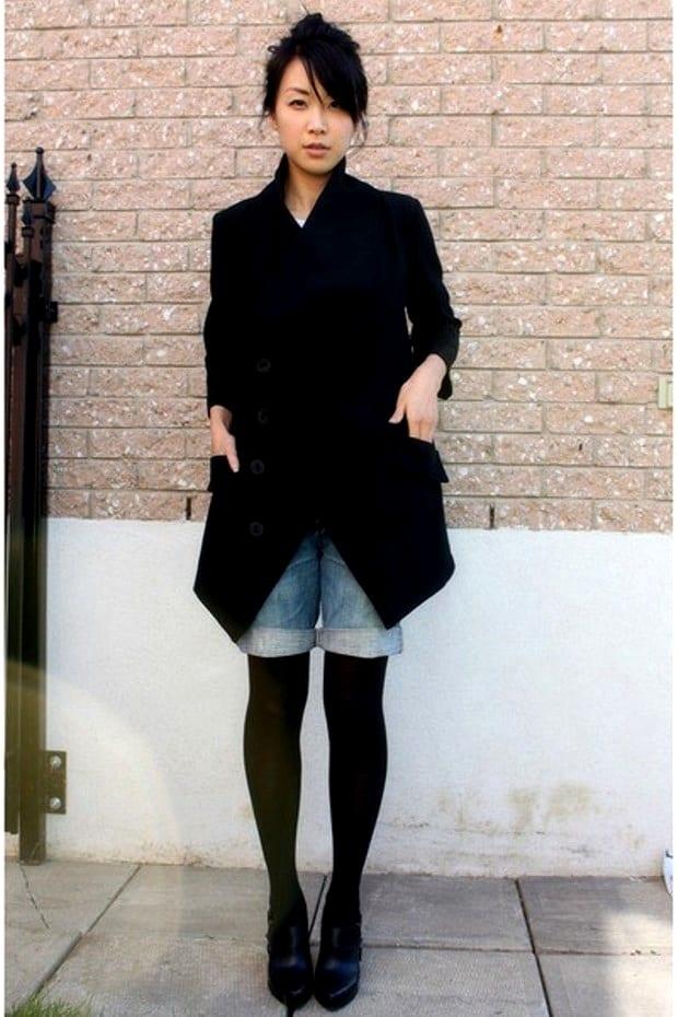 Длинные шорты