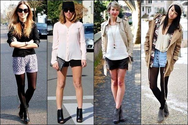 Примеры стильных образов