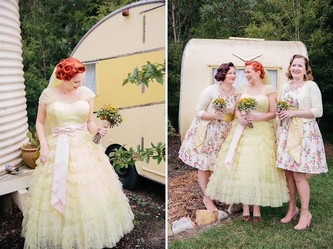 Ретро-свадьба