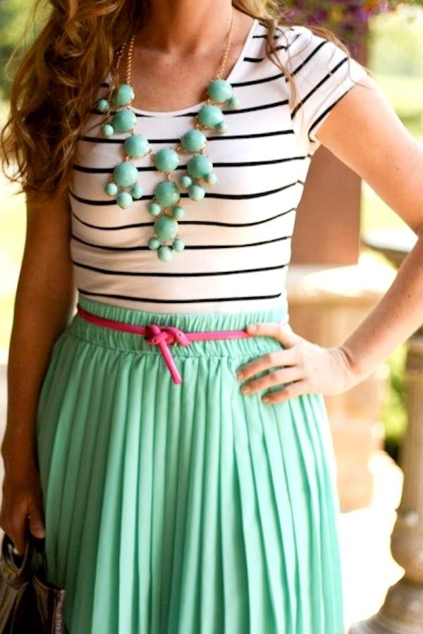 Пастельные оттенки одежды