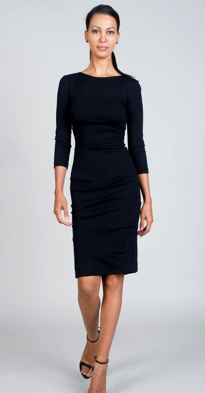 5df6b20c824 ... сочетание черной юбки с белой блузой. Современный дресс-код стал  намного демократичнее