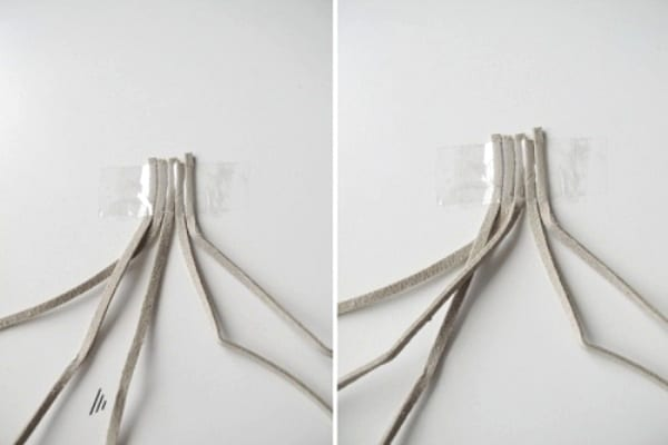 Техника плетения