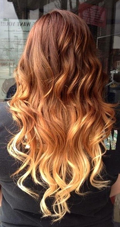 Волосы карамель цвета фото