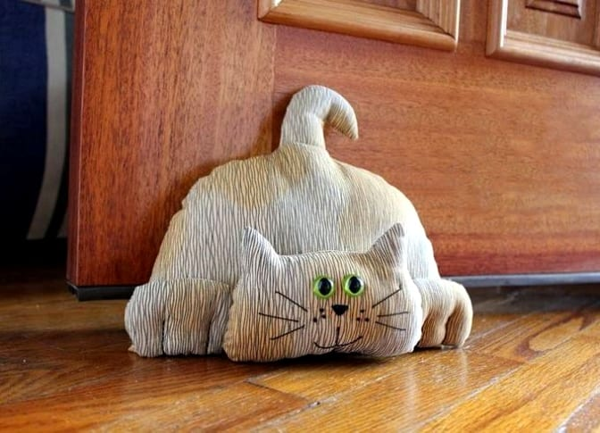 """Кошачья"" подушка"