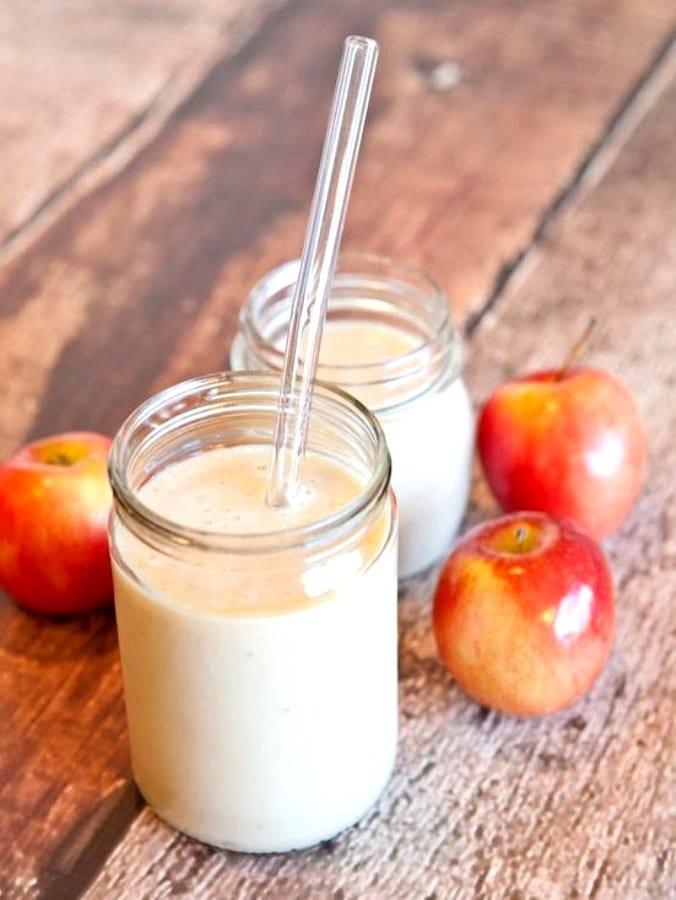 Кефирно яблочный разгрузочный день для беременных 79