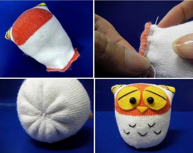 Как изготовить игрушку своими руками