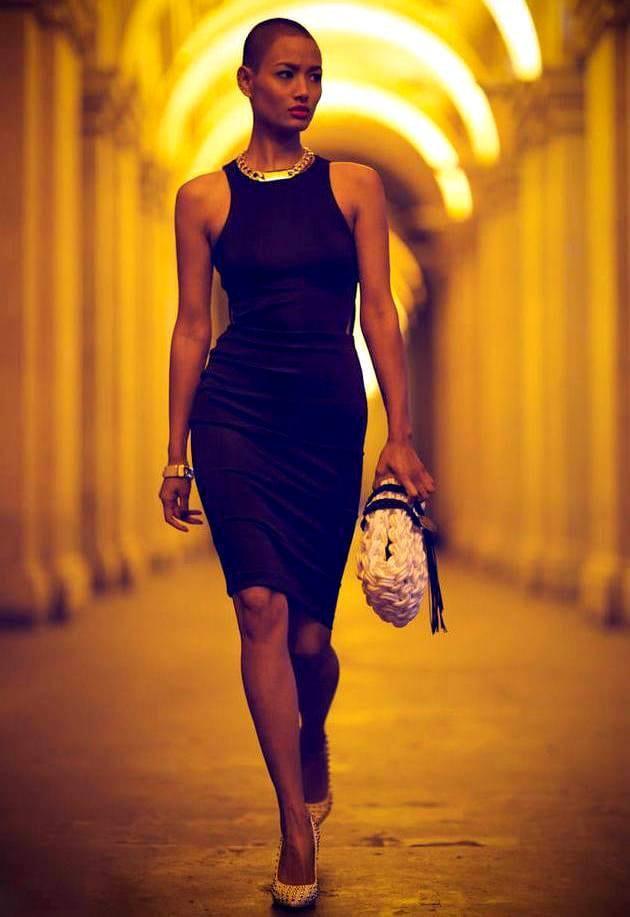 Платье для вечернего выхода