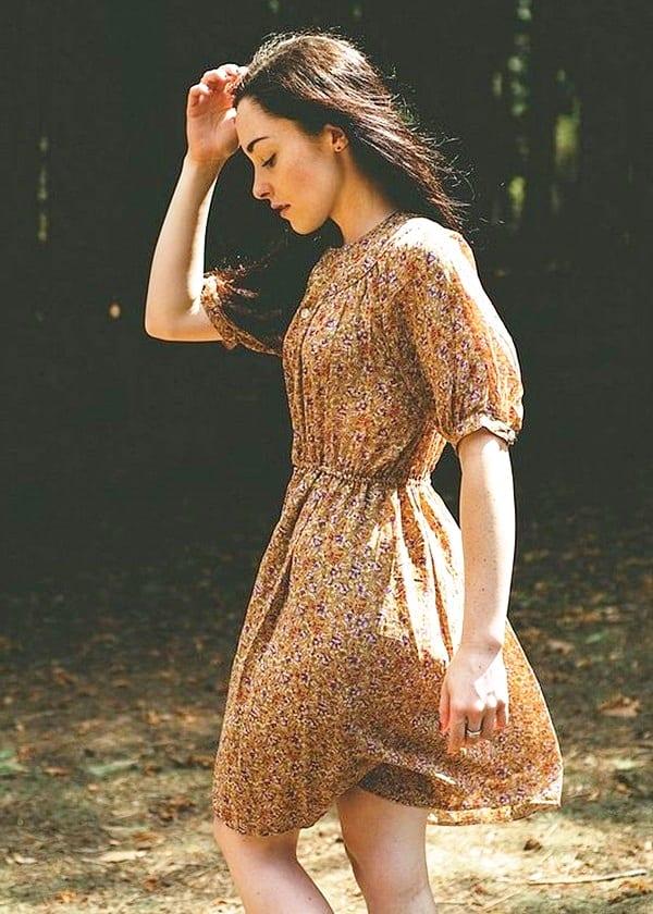 Деревенский стиль