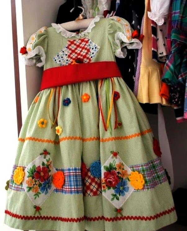 Платья пэчворк своими руками