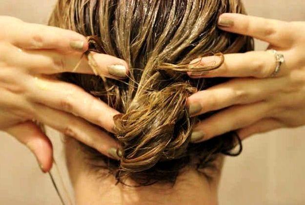 Здоровье кожи головы