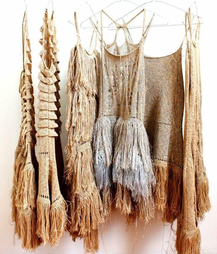 Бахрома для платья своими руками