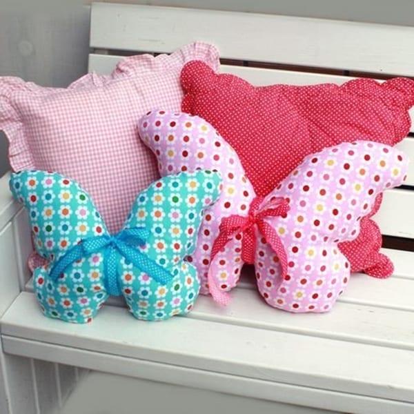 Игрушки-подушки своими руками шить