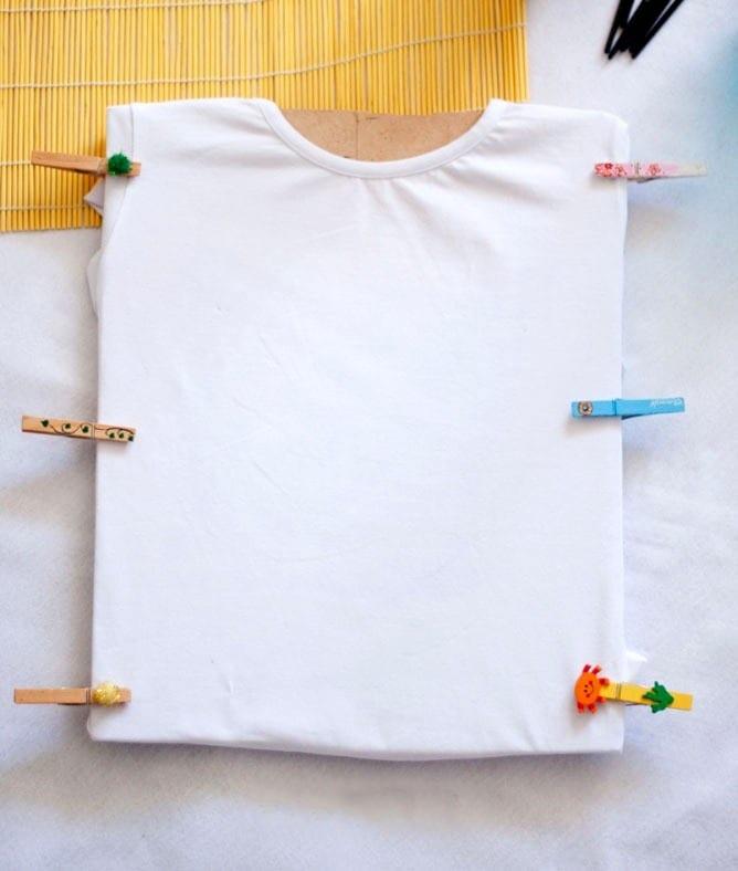 Сделать надпись на ткани своими руками