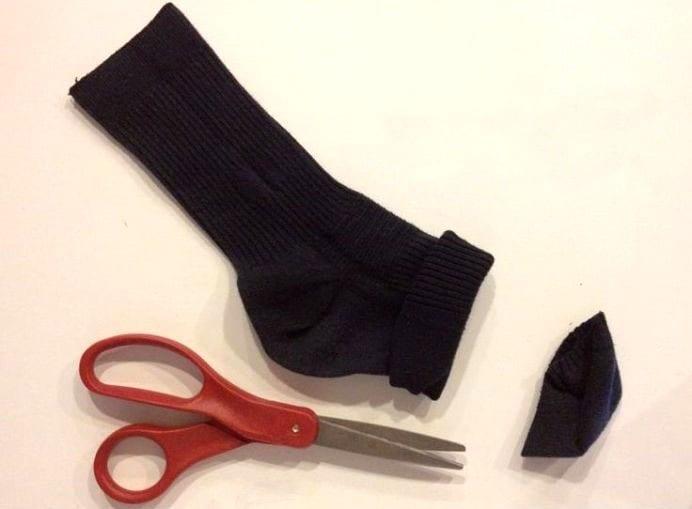 Что делать со старыми носками