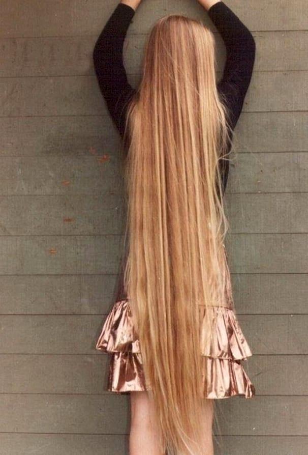 Коса до пояса