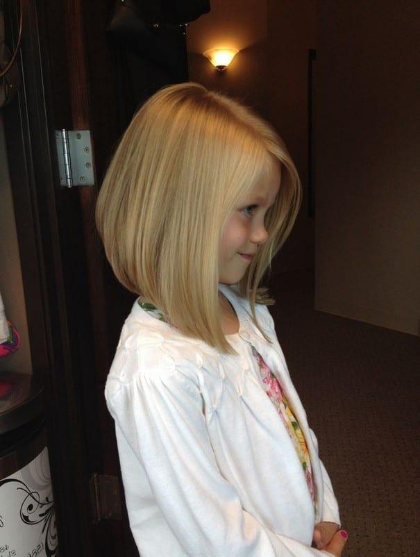 стрижка боб для девочки 4 лет фото