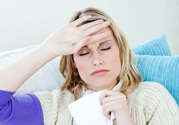 Как сбавить температуру в домашних условиях 465