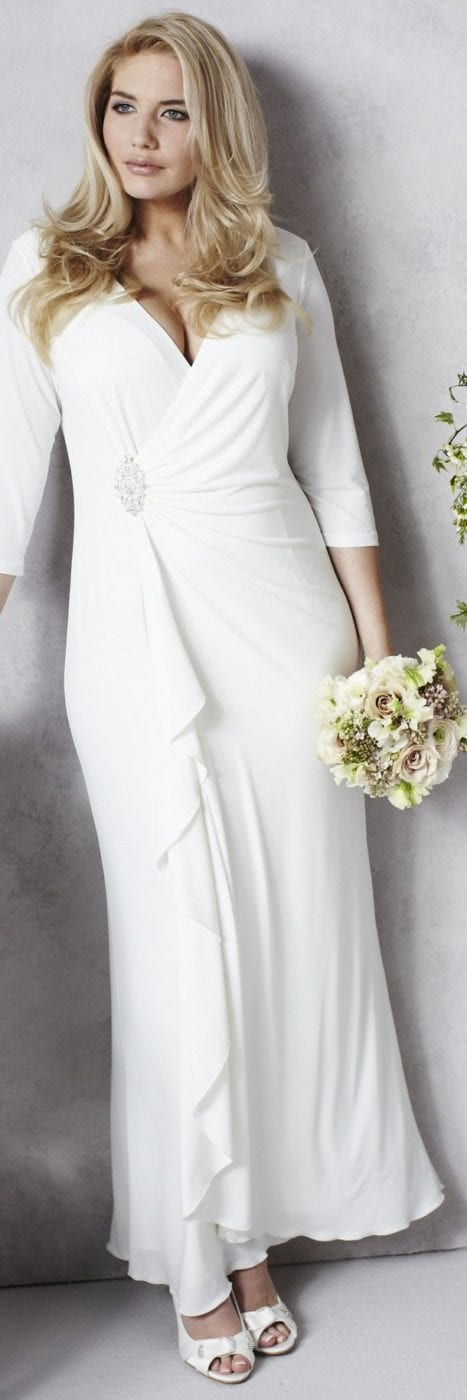 Платья если замуж не первый раз