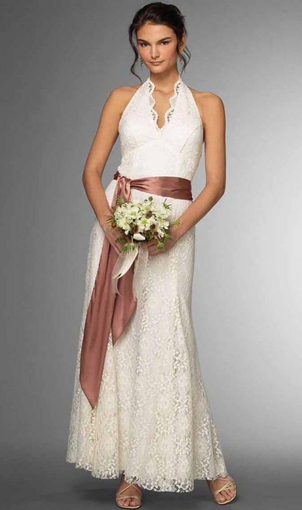 Платье для невесты второй раз