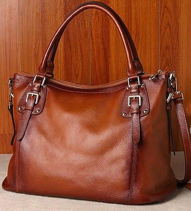 Самая лучшая кожа для сумки