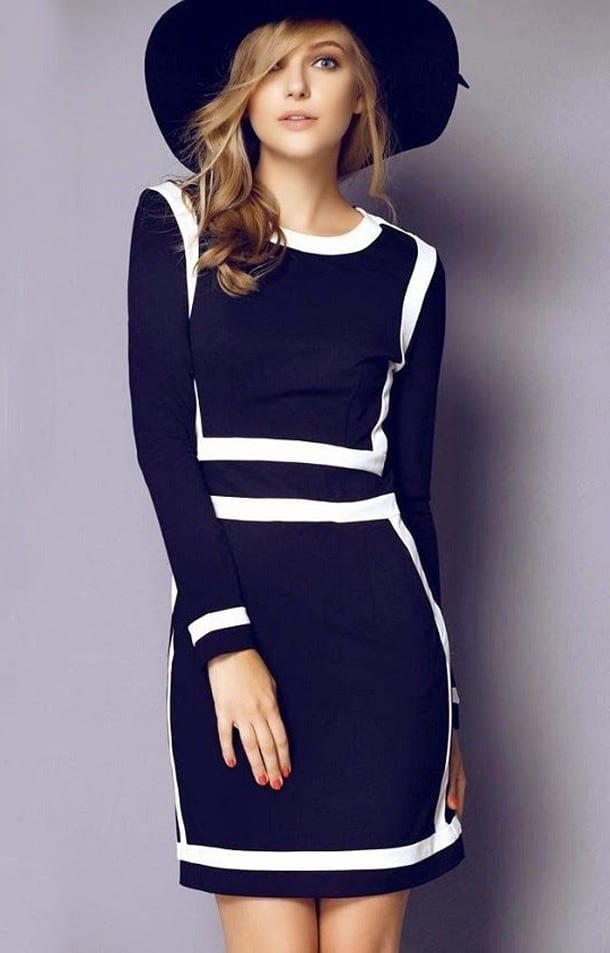 c9729d32176 Современные дизайнеры дополняют эти женственные фасоны платьев крупными  карманами