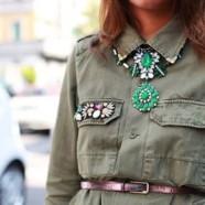 Одежда милитари: для прекрасных воительниц