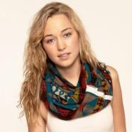 Виды шарфов. Необычные шарфы