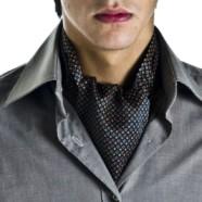 Шейный платок мужской. Как завязать мужской шейный платок