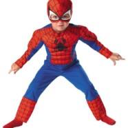 Как сделать костюм человека-паука