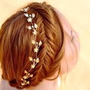 Греческая коса – подарок античности