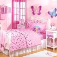 Розовая детская для маленькой принцессы