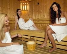 Как правильно париться в бане женщине