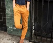 Чиносы: идеальный наряд для ценителей комфортной одежды
