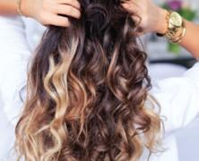 Жирные волосы: что делать?