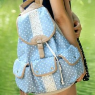 Женский рюкзак — это еще и стильно