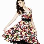 Платье-колокольчик
