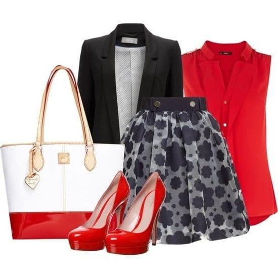 Сет одежды для работы