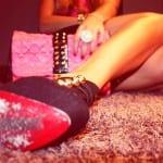 Туфли с красной подошвой Лабутен