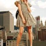 Платье для тинейджеров и хрупких девушек