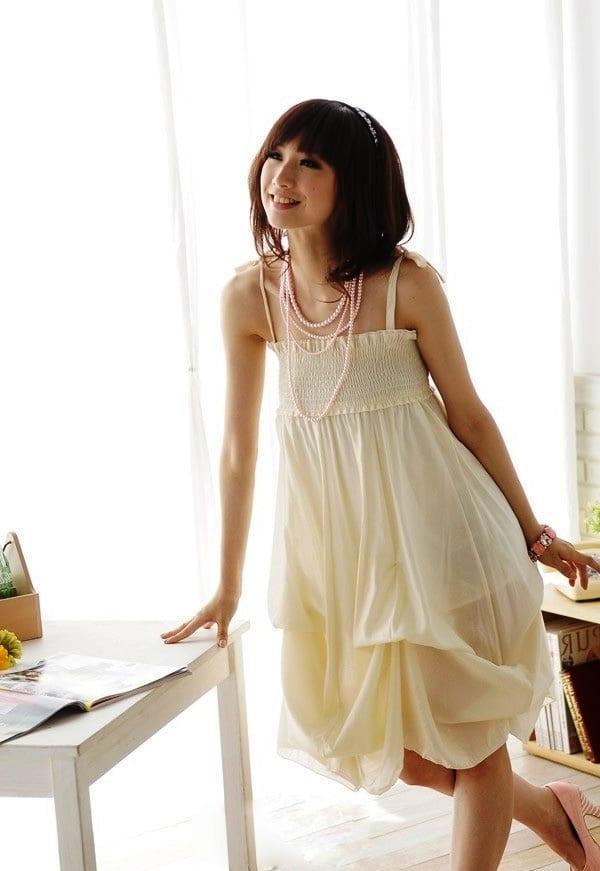 Платье для прогулок