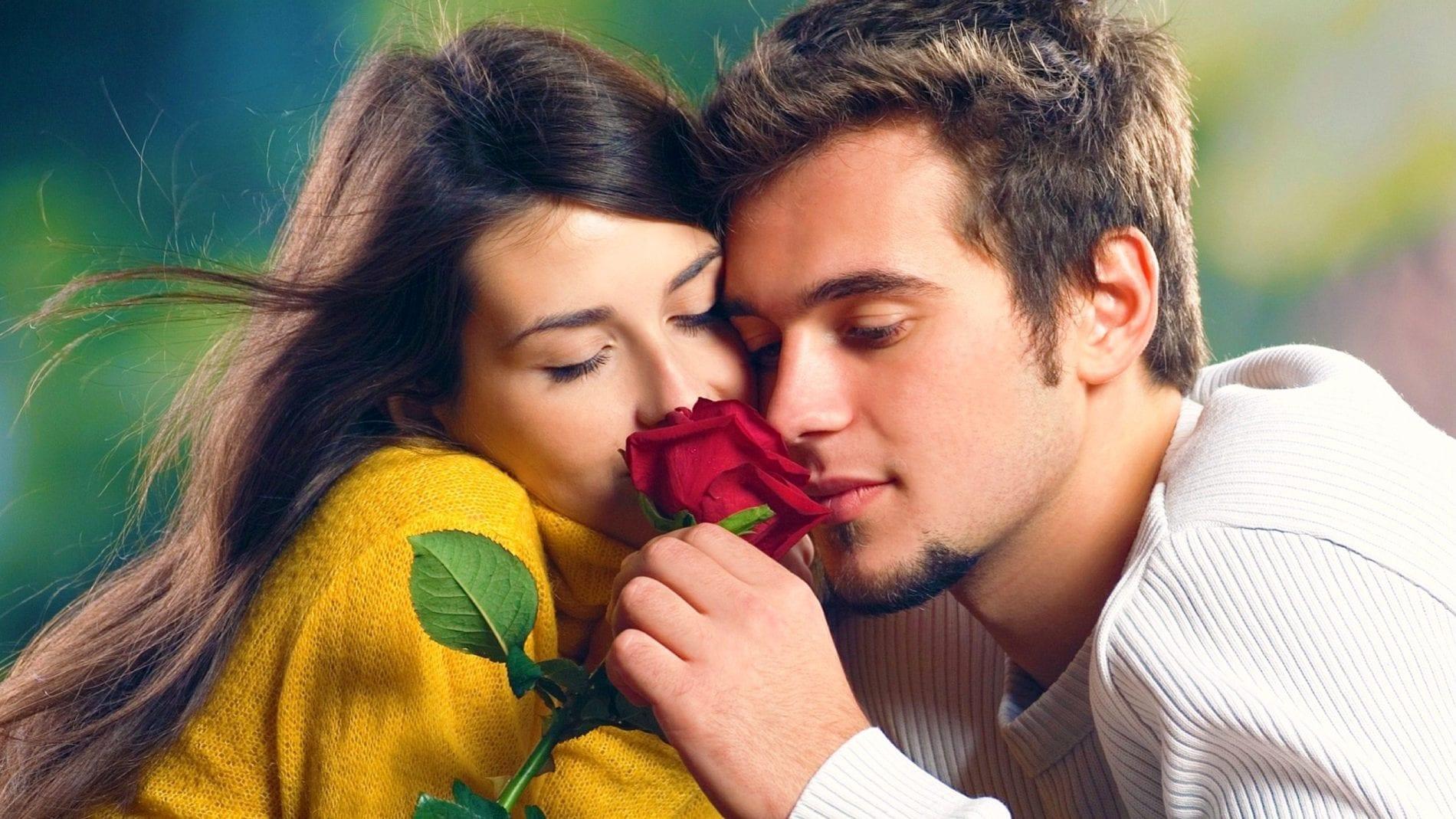 Красивые фото поцелуй с пожеланием хорошего дня