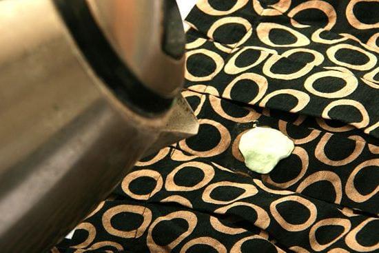 Чистка одежды паром