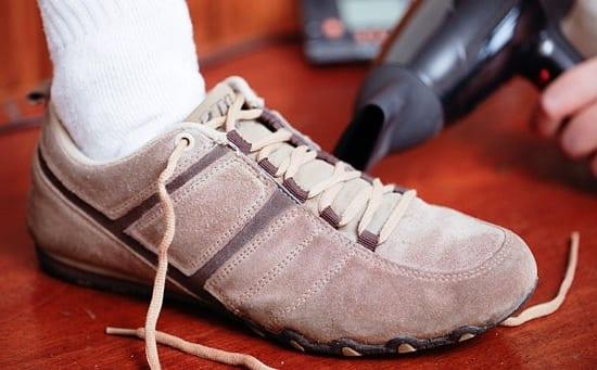 Как сделать обувь больше