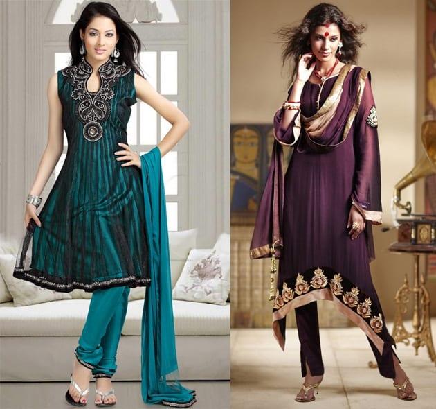 Индийские женские брюки