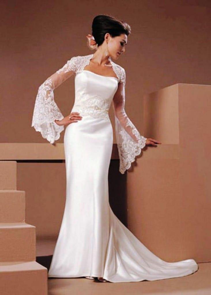 Роскошное платье для невесты