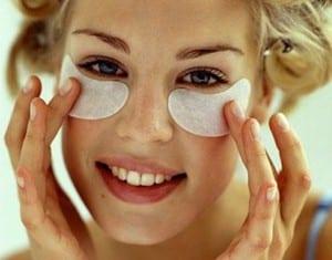 Маски от морщин вокруг глаз в домашних условиях: рецепты и применение