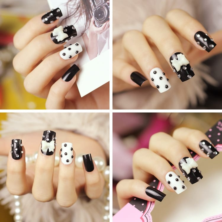 Шипы на ногтях