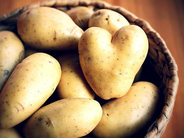 Картофель для очистки серебряных изделий