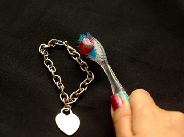 Зубная паста для очистки