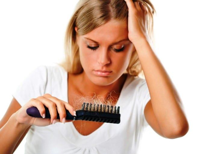 Остановить волосопад